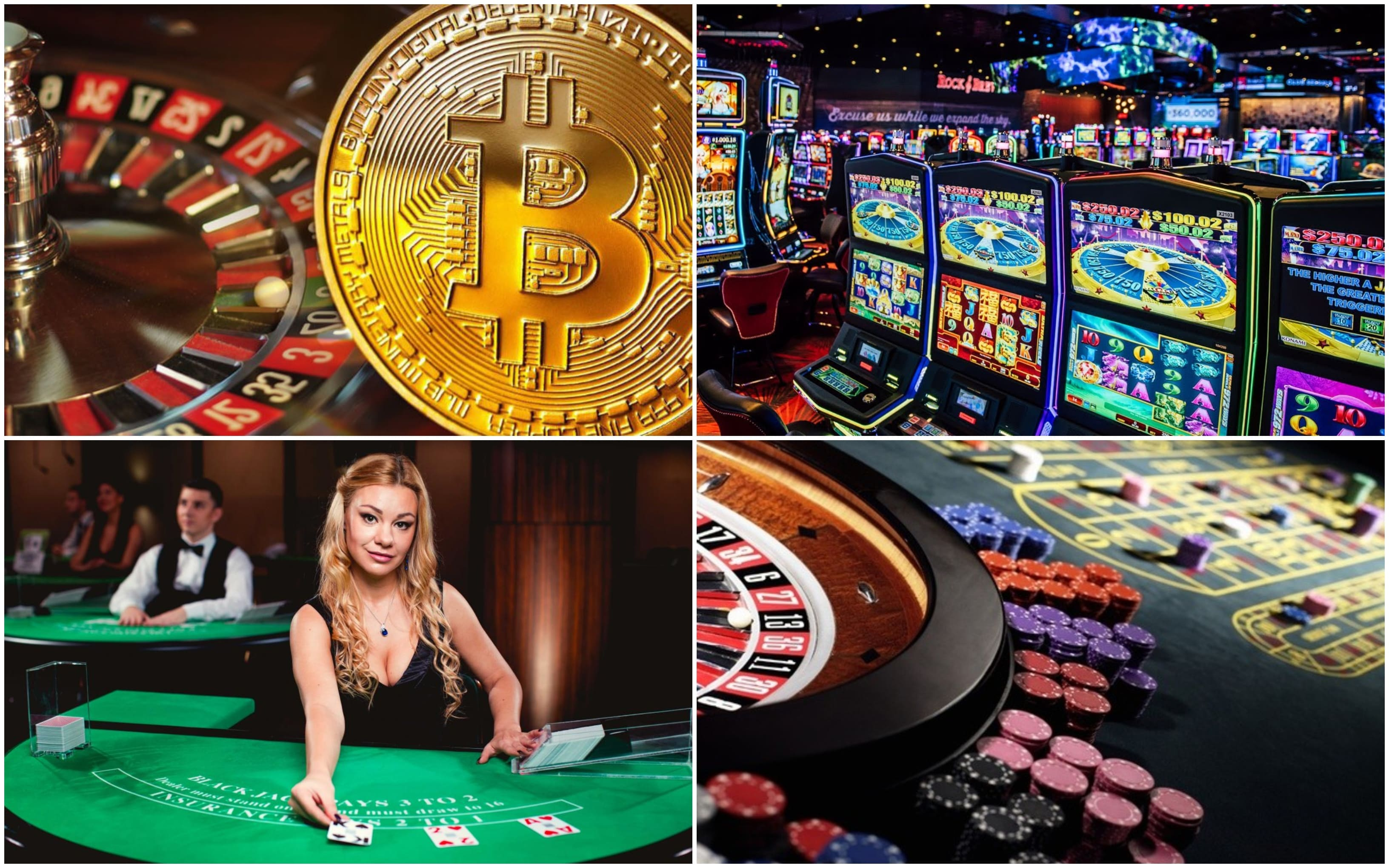 Types of Casino Games You Can Find Online and Offline