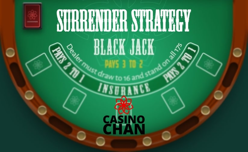 Surrender in Blackjack: Strategy, Rules & Guide with Charts