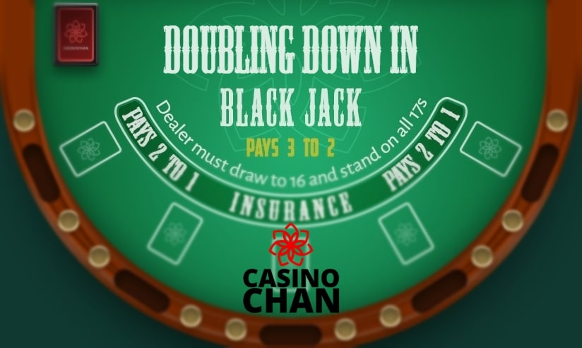 Blackjack Double Down: Complete Strategy Guide