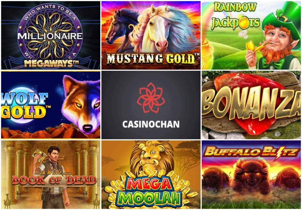9 best online slot machines to play and win in 2020.