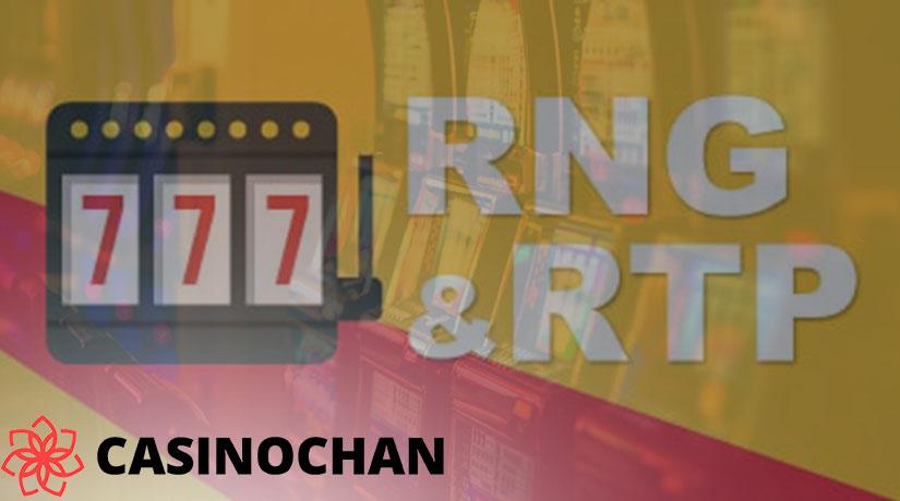 RNG mempengaruhi tingkat RTP dalam slot dan permainan kasino