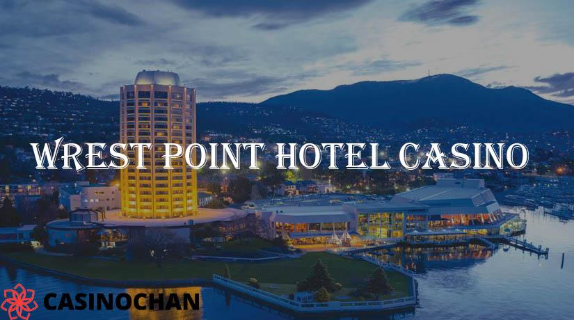 Kasino Hotel Wrest Point di Australia.