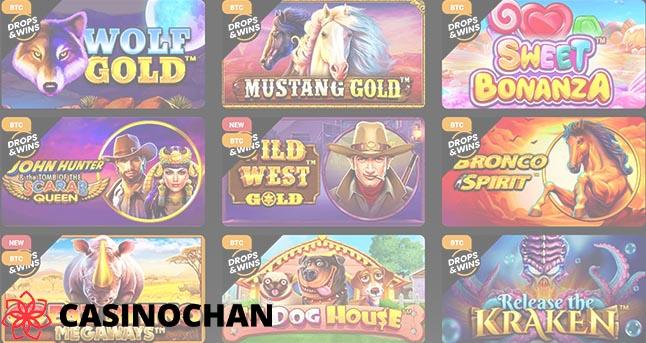 Slot Putar Pragmatis untuk turnamen Drops & Wins.