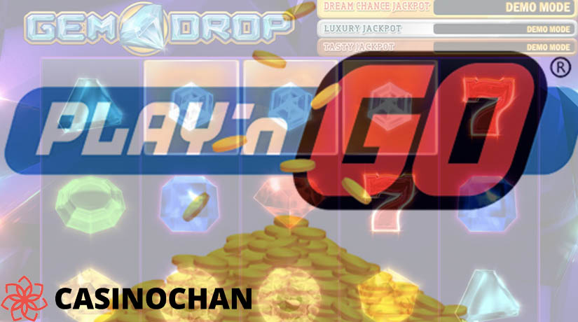 Slot Drop Permata dengan fitur ganda dari Play'n Go