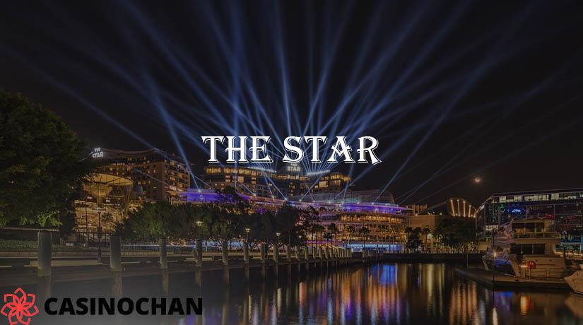 Kasino Star di Sydney, salah satu kasino terbesar di Australia.