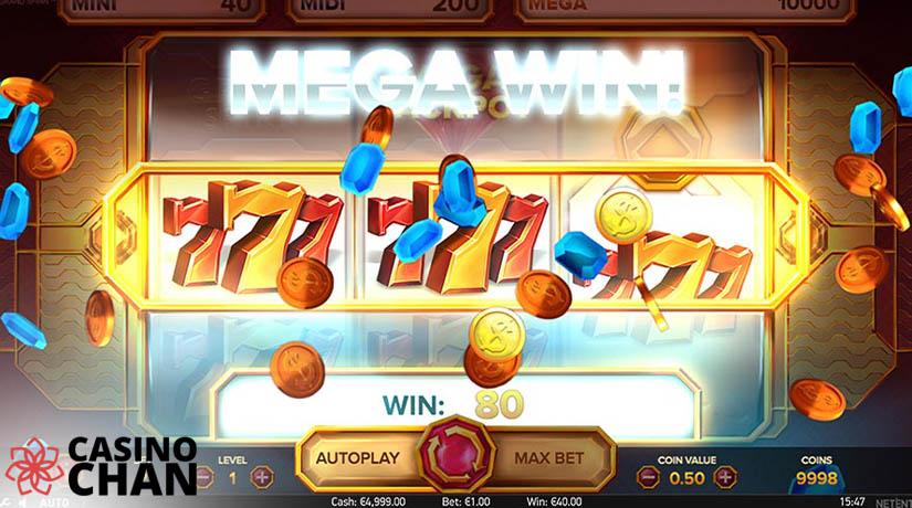 Slot Grand Spin di Casinochan