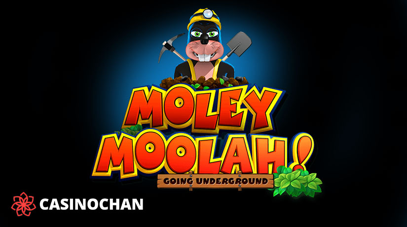 Ulasan Slot Moley Moolah (Yggdrasil)